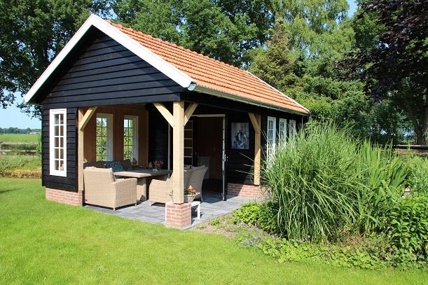 Tuinhuis u00bb Luxe Tuinhuisje - Inspirerende fotou0026#39;s en ideeu00ebn van het ...